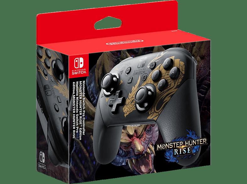 NINTENDO Pro Controller Monster Hunter Rise Edition Pro Controller