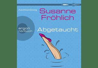 Susanne Fröhlich - Abgetaucht  - (MP3-CD)