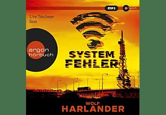 Uve Teschner - Systemfehler  - (MP3-CD)