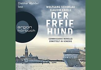 Dietmar Wunder - Morello 1-Der Freie Hund (SA)  - (MP3-CD)