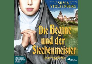 Carolin-therese Wolff - Die Begine Und Der Siechenmeister  - (MP3-CD)