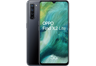 "Móvil - OPPO Find X2 Lite, Negro, 128 GB, 8 GB, 6.4"" , Qualcomm Snapdragon 765G, 4025 mAh, 5G, Android"