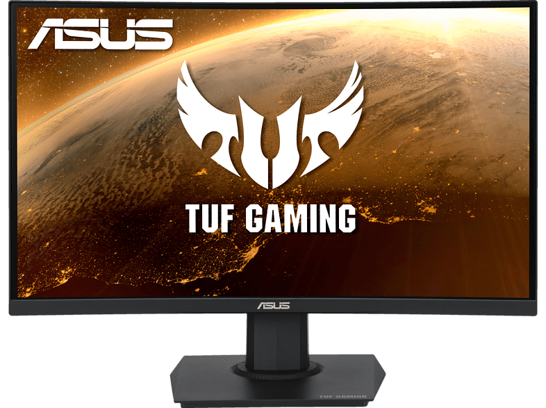 ASUS VG24VQE 23,6 Zoll Full-HD Gaming Monitor 1 Reaktionszeit, 165 Hz