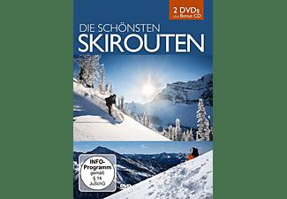 Die schönsten Skirouten DVD + CD
