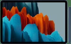 MediaMarkt-SAMSUNG Galaxy Tab S7 256 GB WIFI Blauw-aanbieding
