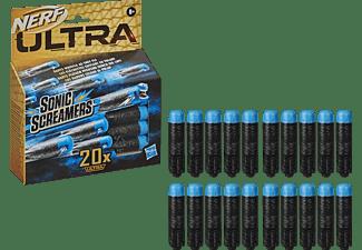 NERF Ultra Sonic Screamers 20er Dart Nachfüllpack Darts Mehrfarbig