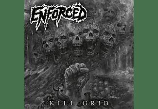 Enforced - Kill Grid  - (Vinyl)