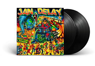 Jan Delay - EARTH WIND & FEIERN [Vinyl]