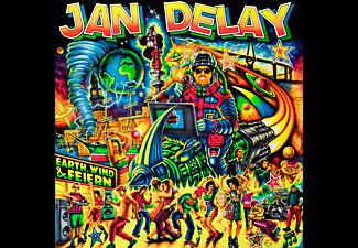 Jan Delay - Earth, Wind & Feiern (Limited Digipack)  - (CD)