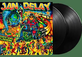 Jan Delay - Earth, Wind & Feiern (2LP)  - (Vinyl)