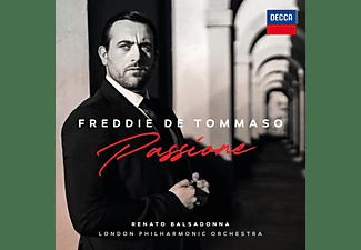 De Tommaso,Freddie/Balsadonna,Renato/LPO - Passione  - (CD)