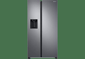 SAMSUNG RS6GA8831S9/EG RS8000 Side-by-Side (E, 1780 mm hoch, Edelstahl Look/Silber)