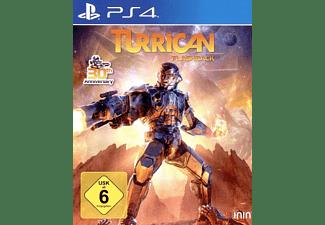 Turrican Flashback - [PlayStation 4]