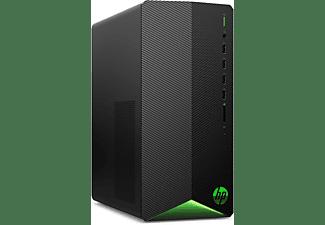 HP Pavilion Gaming TG01-1305ng, Gaming PC, 16 GB RAM, 512 GB SSD, 1 TB HDD, GeForce RTX 3060 Ti, 8 GB GDDR6 Grafikspeicher