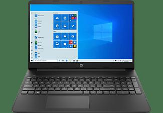HP 15s-eq1332ng, Notebook mit 15,6 Zoll Display, 8 GB RAM, 256 GB SSD, AMD Radeon Grafik, Schwarz