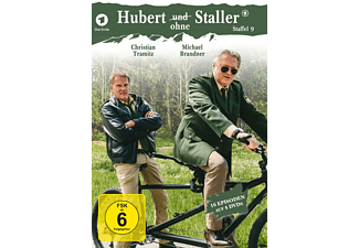 Hubert ohne Staller - Staffel 9 DVD