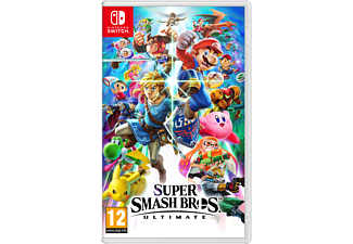 Super Smash Bros Ultimate - [Nintendo Switch]