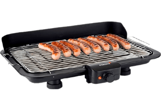 KORONA Barbecue Tischgrill XXL mit Grillrost