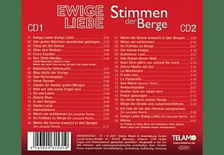 Stimmen Der Berge - Ewige Liebe  - (CD)