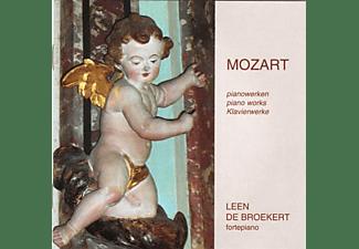 Wolfgang Amadeus Mozart - PIANOWERKEN  - (CD)