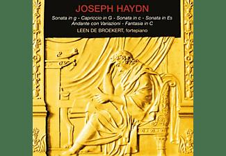Franz Joseph Haydn - SONATA IN G  - (CD)