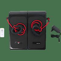 CHRISTOPEIT Vibro 1000 Black edition Vibrationstrainer, Schwarz