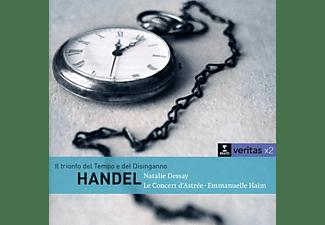 Haïm - IL TRIONFO DEL TEMPO E DEL  - (CD)