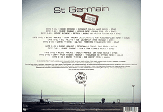 St. Germain - Tourist (20th Anniversary Travel Versions)  - (Vinyl)