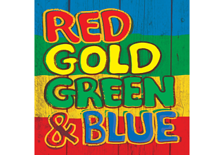 VARIOUS - Red Gold Green & Blue  - (CD)