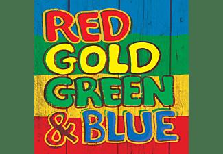 VARIOUS - Red Gold Green & Blue  - (Vinyl)