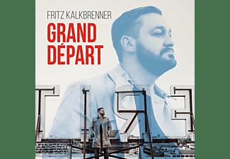 Fritz Kalkbrenner - Grand Depart  - (CD)
