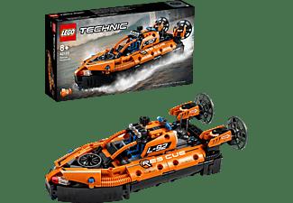 LEGO 42120 Luftkissenboot für Rettungseinsätze Bausatz, Mehrfarbig