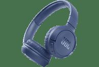 JBL Tune 510 BT, On-ear Kopfhörer Blau
