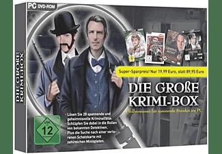 Die große Krimi-Box - [PC]