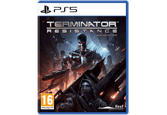 PS5 Terminator: Resistance Enhanced Collector's Edition