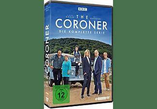 The Coroner - Die komplette Serie DVD