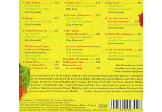 Klucevsek, Guy / Bern, Alan - MY CHOICE  - (CD)