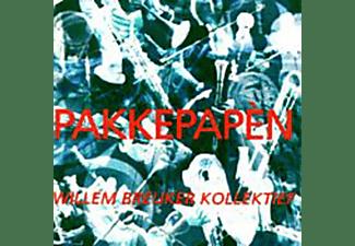 Willem Kollektief Breuker - Pakkepapen  - (CD)
