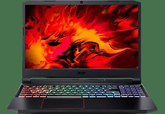 ACER Nitro 5 (AN515-55-545S), Gaming Notebook mit 15,6 Zoll Display, Core i5 Prozessor, 16 GB RAM, 512 GB SSD, GeForce RTX 3060, Schwarz