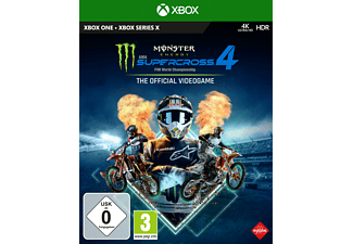 Monster Energy Supercross - The Official Videogame 4 - [Xbox One]