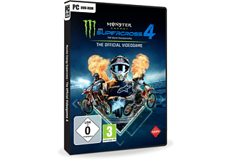 Monster Energy Supercross - The Official Videogame 4 - [PC]