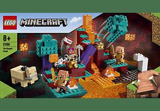 LEGO 21168 Der Wirrwald Bausatz, Mehrfarbig