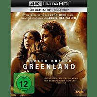 Greenland 4K Ultra HD Blu-ray