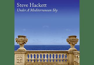 Steve Hackett - Under A Mediterranean Sky  - (CD)