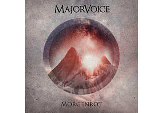 Majorvoice - Morgenrot  - (CD)