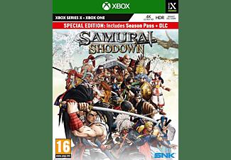 Xbox One & Xbox Series X Samurai Shodown (Special Edition)