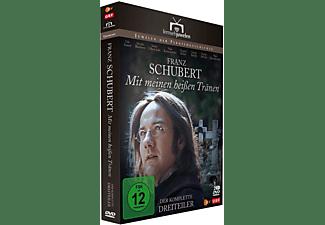 Mit meinen heißen Tränen - Der komplette Dreiteiler über Franz Schubert DVD