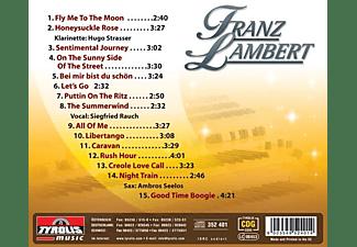 Franz Lambert - Let's Swing  - (CD)