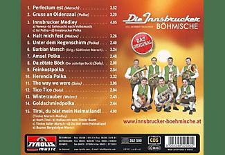 Die Innsbrucker Böhmische - Perfectum Est!  - (CD)