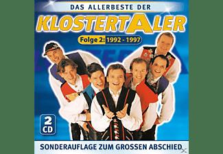 Klostertaler - Das Allerbeste Der Klostertaler - Folge 2:1992-1997  - (CD)